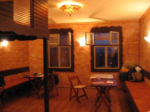 Hikers Hostel, Plovdiv, Bulgaria, first-rate holidays in Plovdiv