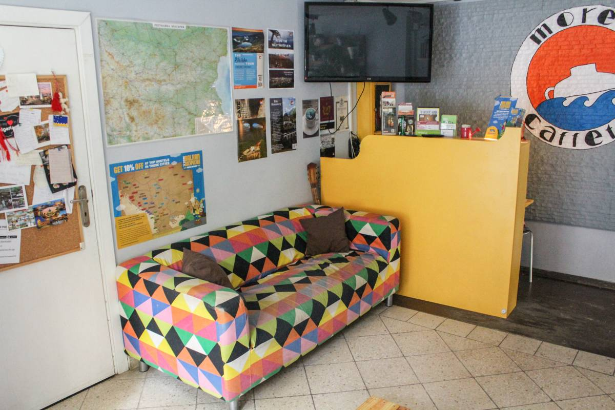 Moreto and Caffeto, Sofia, Bulgaria, favorite hostels in popular destinations in Sofia