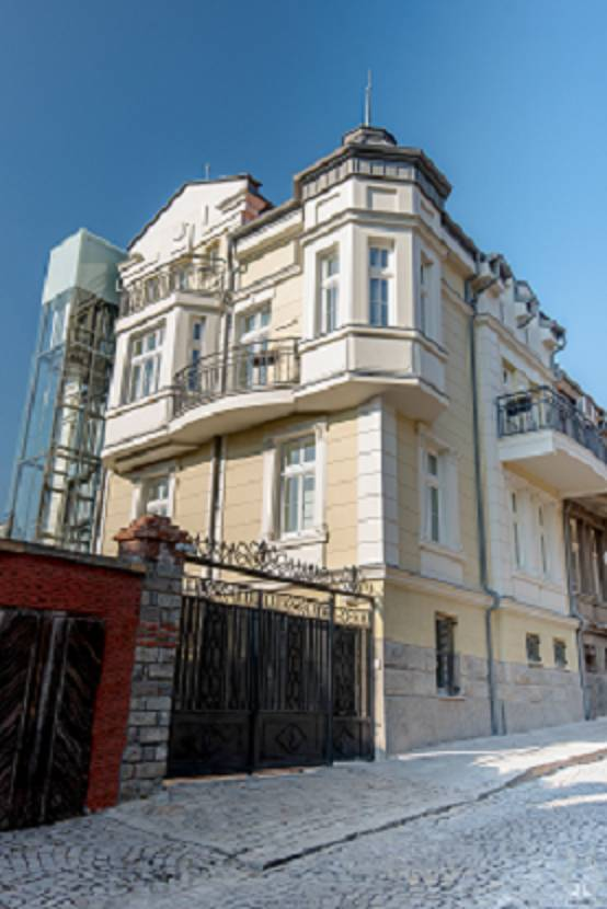 Orpheus Apartments and Luxury Rooms, Plovdiv, Bulgaria, bed & breakfasts and music venues in Plovdiv