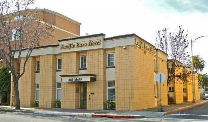 Pacific Euro Hotel - Search for free rooms and guaranteed low rates in Redwood City 10 photos