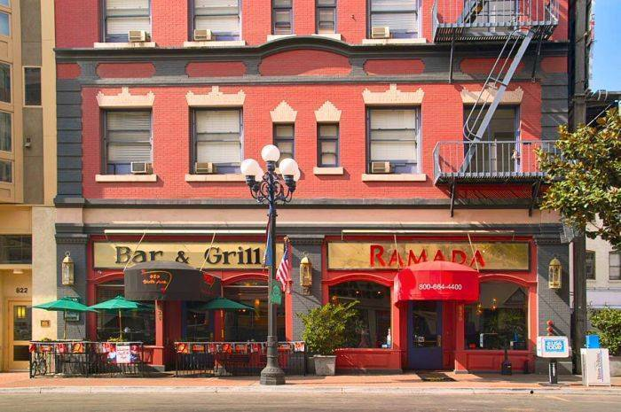 Ramada Gaslamp - Convention Center, Old Town San Diego, California, this week's hot deals at hostels in Old Town San Diego