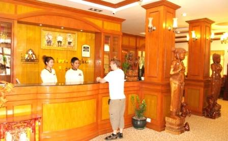 Ancient Angkor Hotel, Siem Reap, Cambodia, Cambodia hostels and hotels