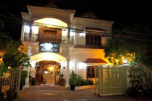 Avie Moriya Villa, Siem Reap, Cambodia, Cambodia hostellit ja hotellit