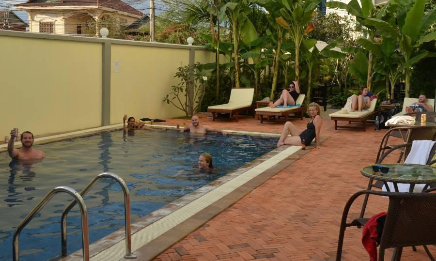 Bliss Villa, Siem Reap, Cambodia, Cambodia hostellit ja hotellit