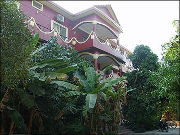 Bou Savy Guest House, Siem Reap, Cambodia, preferred site for booking holidays in Siem Reap