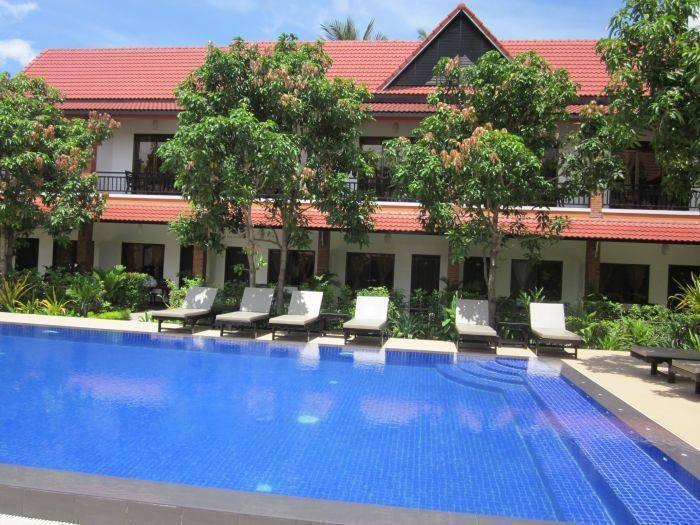 Central Boutique Angkor Hotel, Siem Reap, Cambodia, Cambodia hostels and hotels