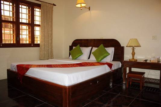 Chenla Guest House, Siem Reap, Cambodia, Cambodia hostels and hotels