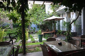 Frangipani Villa, Phnom Penh, Cambodia, Cambodia hostely a hotely