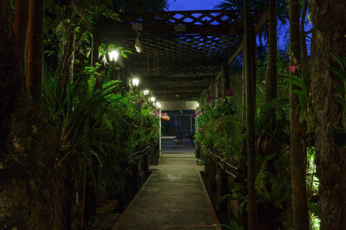 La Niche Dangkor Boutique Hotel, Siem Reap, Cambodia, safest places to visit and safe bed & breakfasts in Siem Reap