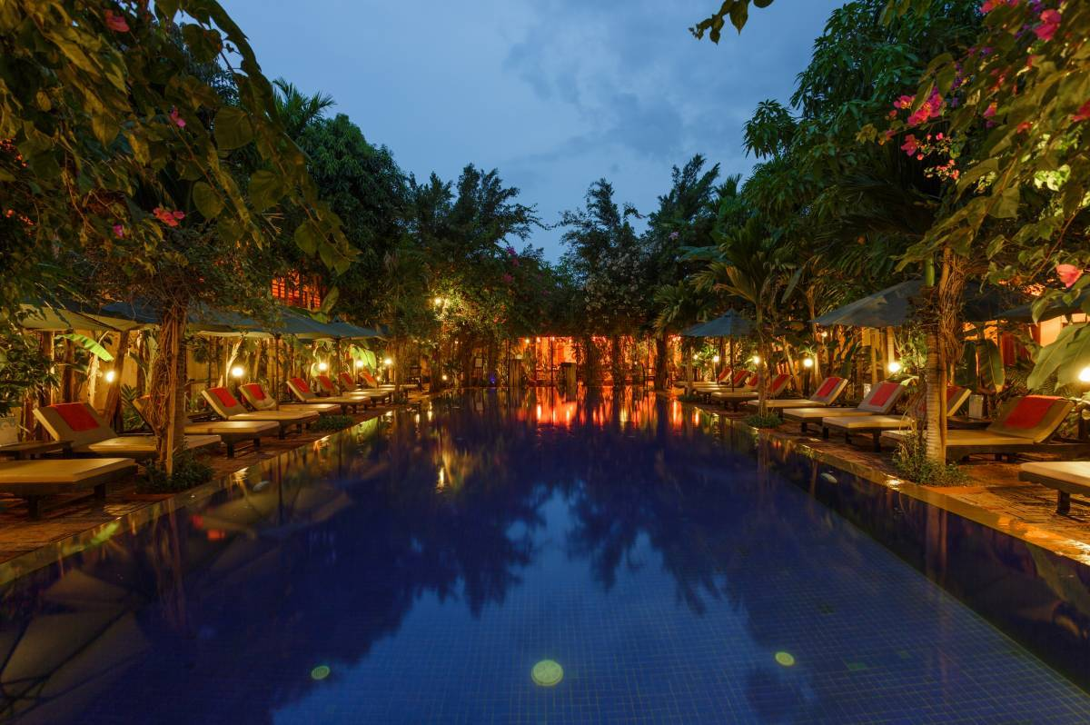 La Niche Dangkor Boutique Hotel, Siem Reap, Cambodia, Cambodia bed and breakfasts and hotels