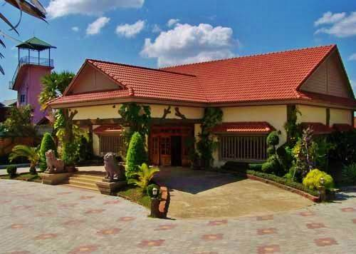 Lotus Lodge, Siem Reap, Cambodia, top 10 places to visit and stay in hostels in Siem Reap