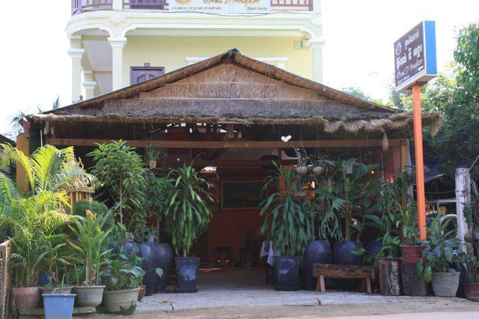 Oral D'angkor Guest House, Siem Reap, Cambodia, Cambodia hostels and hotels