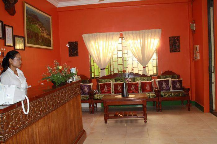 Oral D'angkor Guest House, Siem Reap, Cambodia, youth hostels and backpackers for mingling with locals in Siem Reap
