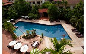 Prince D'angkor Hotel And Spa, Siem Reap, Cambodia, Cambodia hostels and hotels