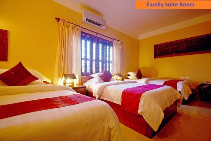 Shining Angkor Boutique Hotel, Siem Reap, Cambodia, lowest prices and hostel reviews in Siem Reap