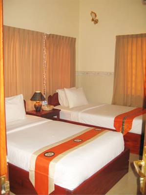So Chhin Hotel, Siem Reap, Cambodia, Cambodia hostels and hotels