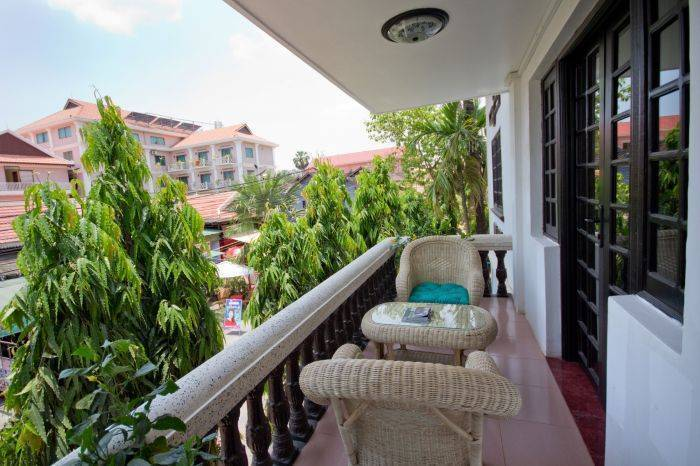 The Moon Villa and Spa, Siem Reap, Cambodia, Cambodia hostels en hotels
