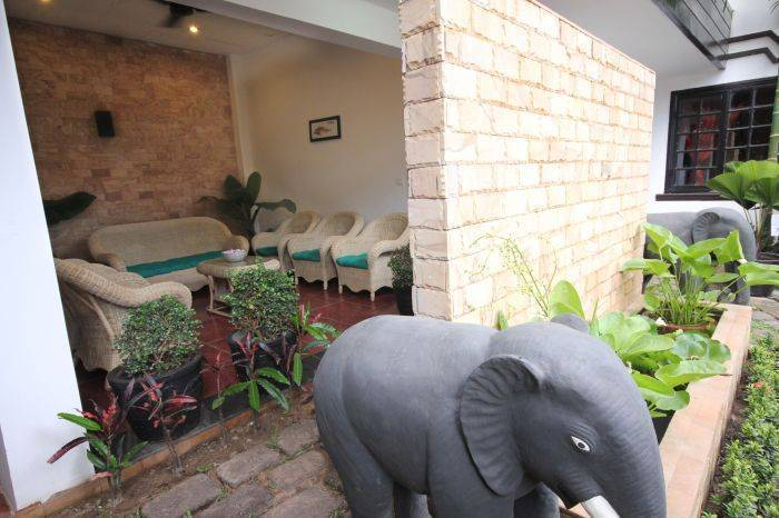 The Moon Villa and Spa, Siem Reap, Cambodia, Eersteklas hostels in Siem Reap