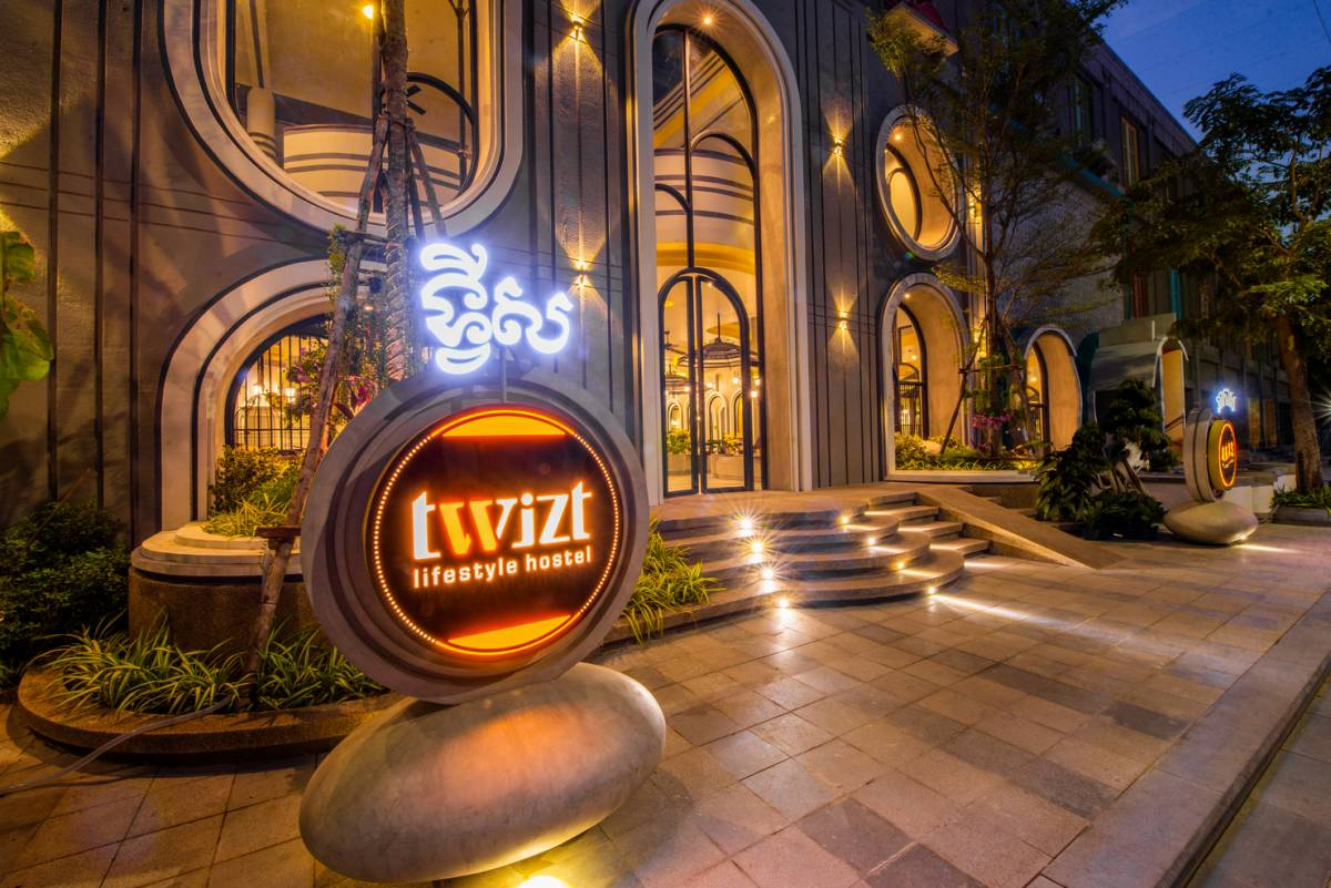 The Twizt - Lifestyle Hostel, Siem Reap, Cambodia, first-rate holidays in Siem Reap