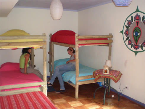 Aji Verde Hostel, La Serena, Chile, Chile hostels and hotels