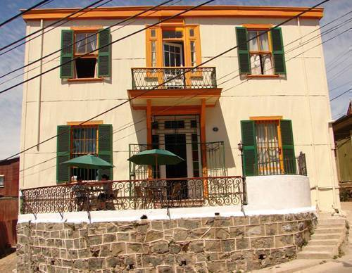 Casa Hostal 199, Valparaiso, Chile, 10 best cities with the best hostels in Valparaiso