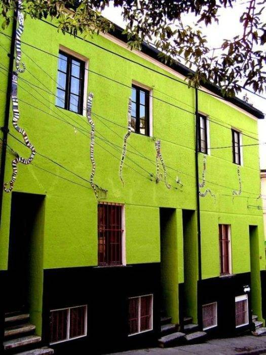 Casa Verde Limon, Valparaiso, Chile, Chile bed and breakfasts and hotels