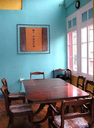 Casa Verde Limon, Valparaiso, Chile, easy travel in Valparaiso
