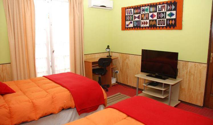 Intiwasi Hotel - Get cheap hostel rates and check availability in Santiago 14 photos