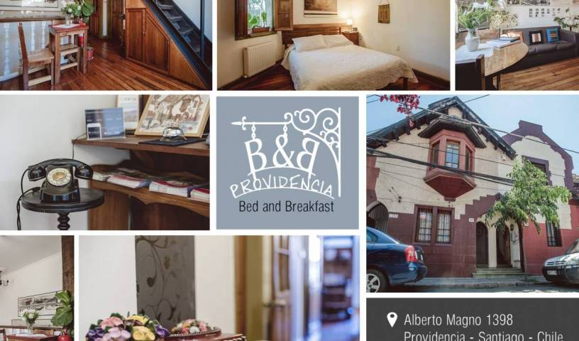 Providencia Bed and Breakfast - Search for free rooms and guaranteed low rates in Santiago 37 photos