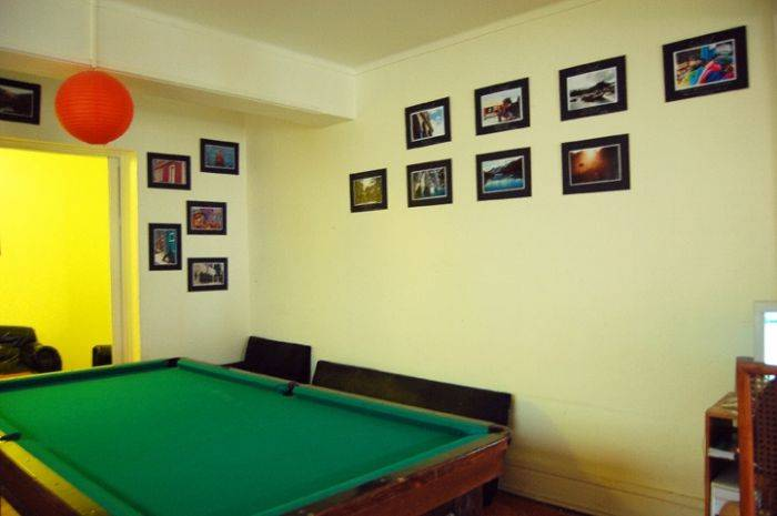 Footsteps Backpackers, Santiago, Chile, Chile hostels en hotels