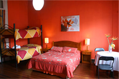 Hostal Costamanantial, Valparaiso, Chile, Chile hostels and hotels