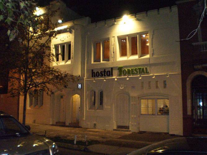 Hostal Forestal, Santiago, Chile, holiday vacations, book a hostel in Santiago