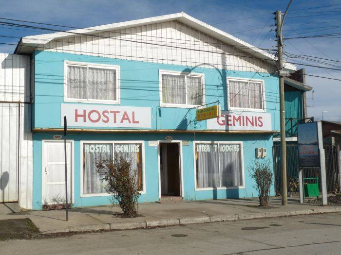 Hostal Geminis, Puerto Natales, Chile, Chile hostels and hotels
