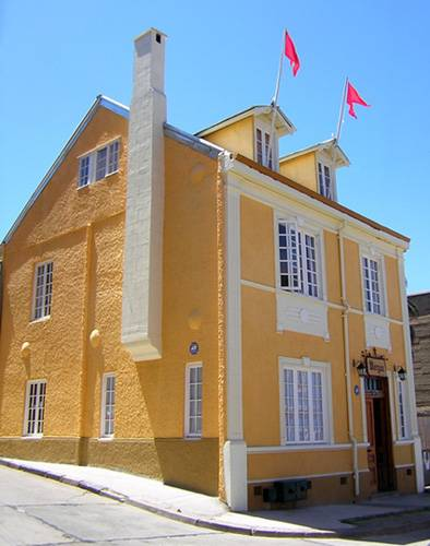 Hostal Morgan Bed and Breakfast, Valparaiso, Chile, Chile bed and breakfasts and hotels