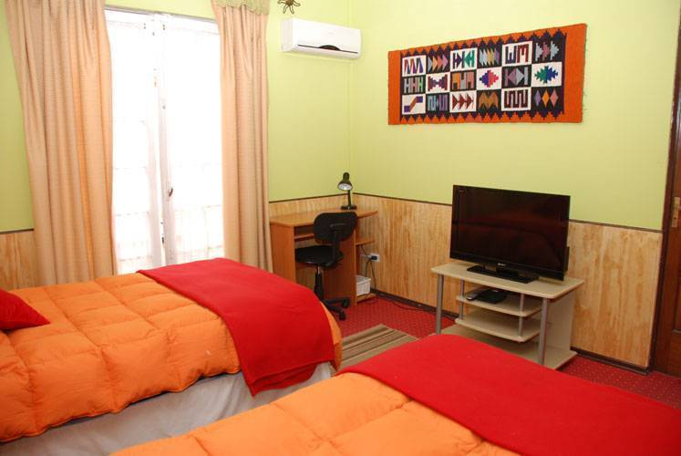 Intiwasi Hotel, Santiago, Chile, Chile hostels and hotels