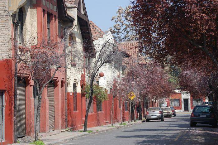 Providencia Bed and Breakfast, Santiago, Chile, top ranked destinations in Santiago