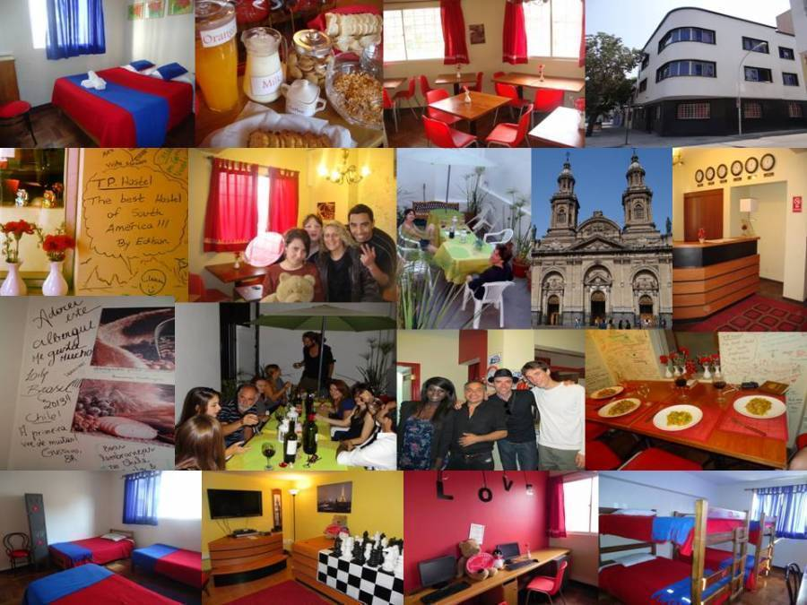 Traveller's Place Hostel, Santiago, Chile, Chile hostels and hotels