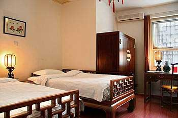 Beijing Sihe Courtyard Hotel, Beijing, China, China hostels and hotels