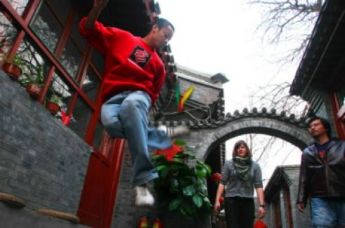 Beijing Templeside House Youth Hostel, Beijing, China, China hostels en hotels