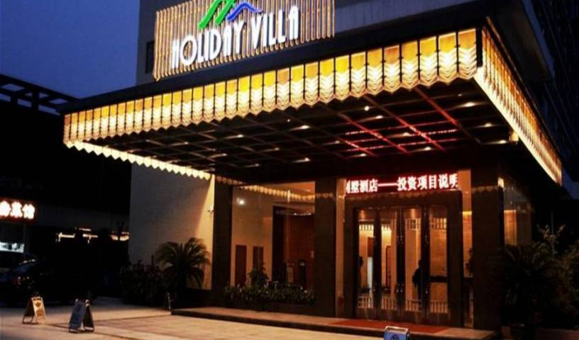 Holiday Villa Hotel and Residence - Search for free rooms and guaranteed low rates in Guangzhou, CN 15 photos