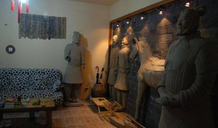 Warriors Apartment - Search for free rooms and guaranteed low rates in Xi'an 3 photos