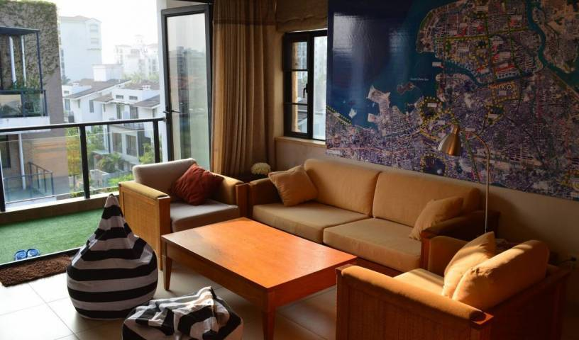 Jacks Home Hostel - Get cheap hostel rates and check availability in Haikou 9 photos