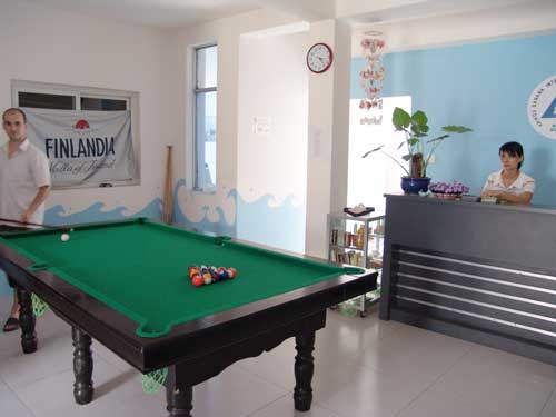 Haikou Banana Youth Hostel, Haikou, China, travel reviews and hostel recommendations in Haikou