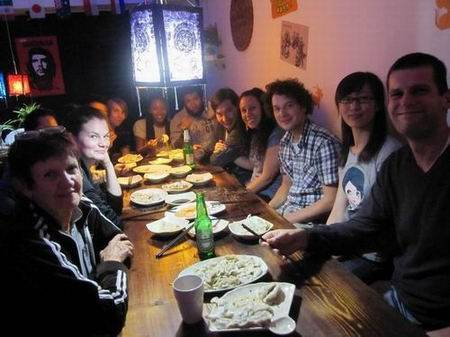 Luoyang Yijia International Youth Hostel, Luoyang, China, China hostels and hotels