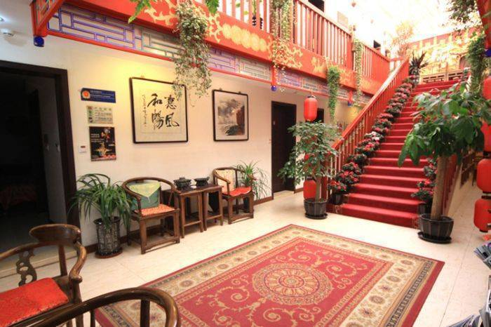 N.E. Courytard Hotel Beijing, Beijing, China, best city hostels and backpackers in Beijing