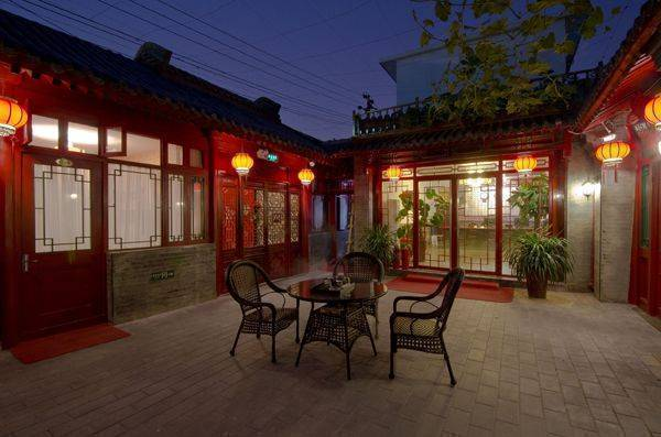 Qianmen Courtyard Hotel, Beijing, China, safest cities to visit in Beijing