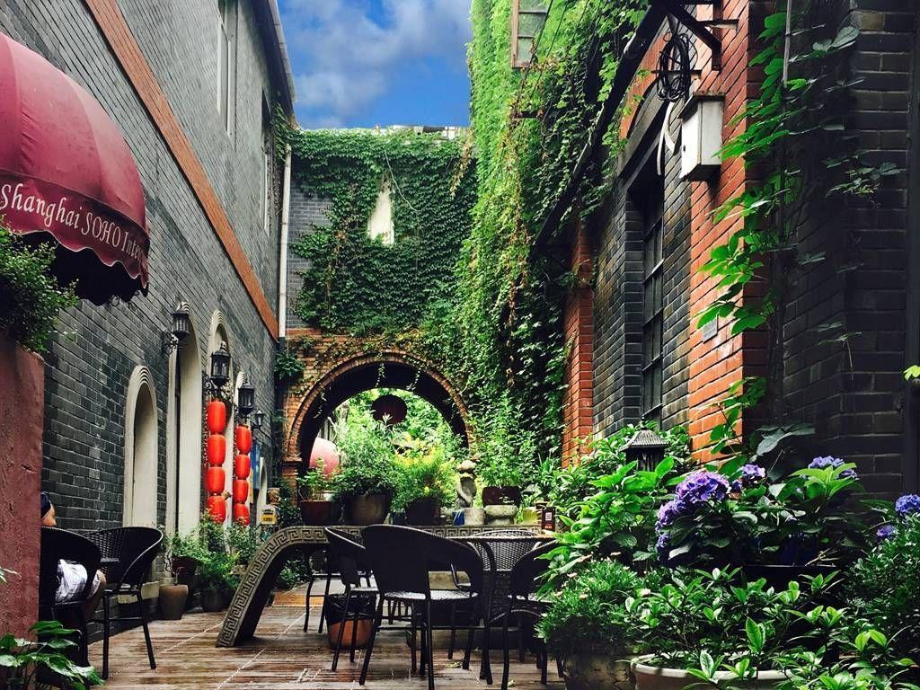 Shanghai Soho International Youth Hostel, Shanghai, China, China hostels and hotels