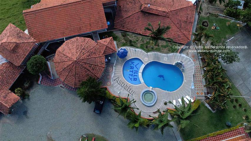 Asoatur, Quimbaya, Colombia, today's deals for hostels in Quimbaya