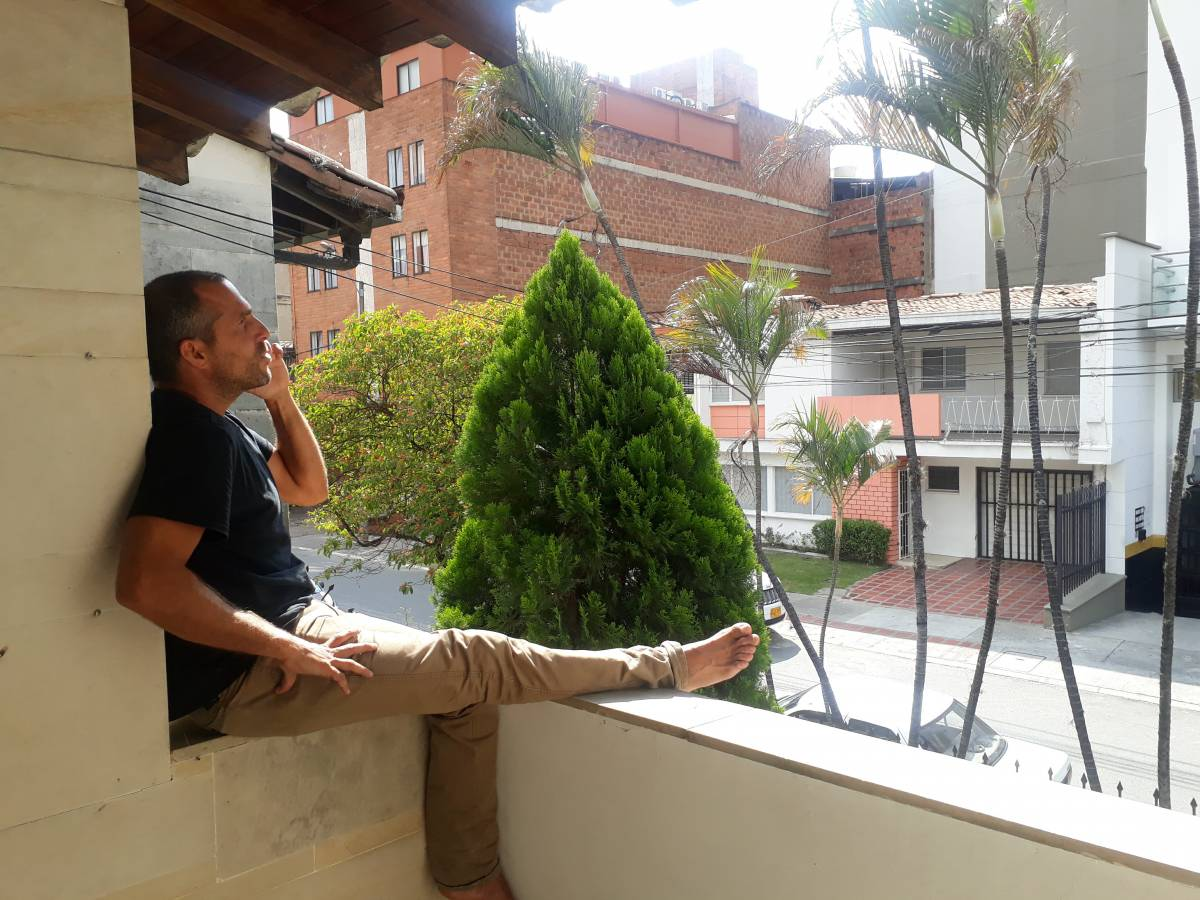 Coffeeandpeace Hostel, Medellin, Colombia, hostels in safe neighborhoods or districts in Medellin