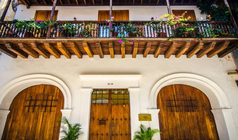 Alfiz Hotel - Search for free rooms and guaranteed low rates in Cartagena 2 photos